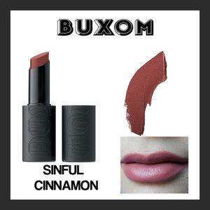 BUXOM Bold Gel Lipstick Matte.   New in box